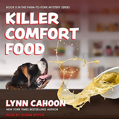 Killer Comfort Food Audiobook By Lynn Cahoon cover art