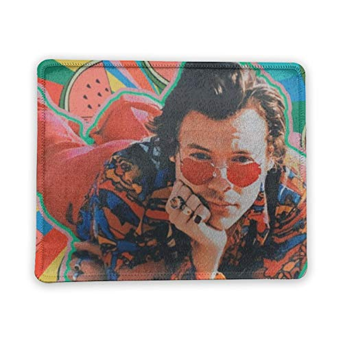 Harry-Style Mouse Pad Gaming Mouse Pad Mouse Mat for Office Supplies