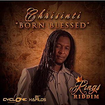 Born Blessed - Single