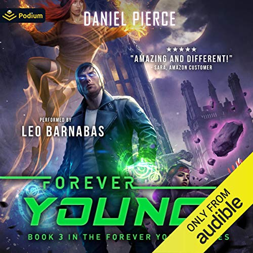 Forever Young 3 cover art