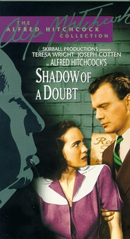 Shadow of a Doubt [VHS]