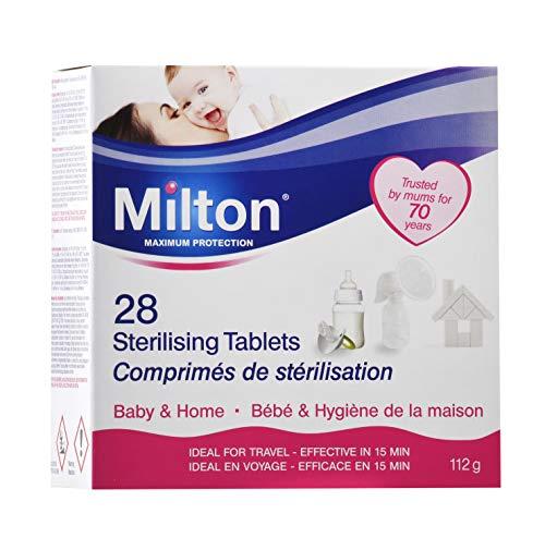 Milton - Sterilisationstabletten, 28 Tabletten