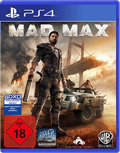 logiciel Pyramide PS4 Mad Max