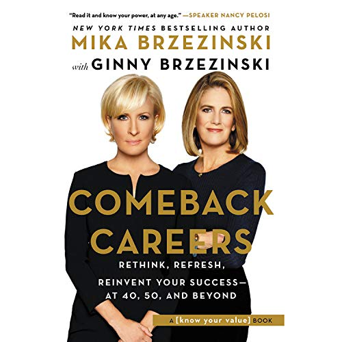 Comeback Careers PDF Free Download