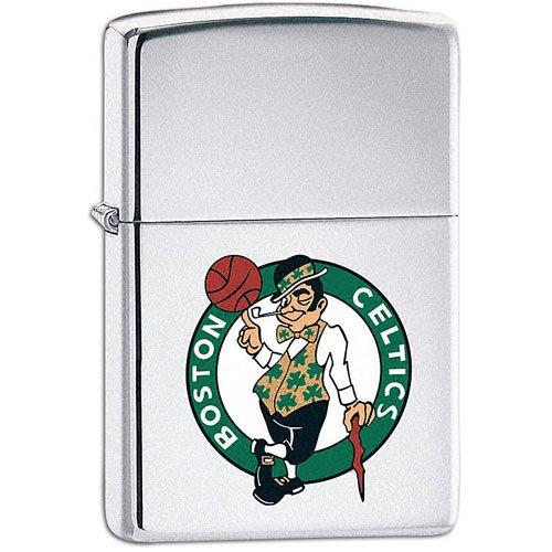 Celtics Zippo NBA Chrome Lighter ( Celtics ) image