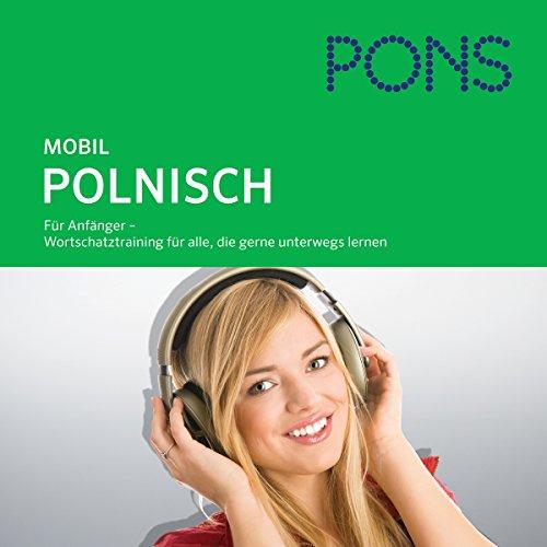 Polnisch Wortschatztraining. PONS Mobil Wortschatztraining Polnisch Titelbild