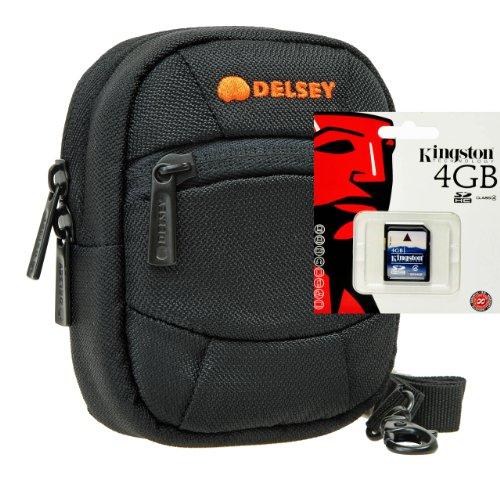 Fotos Delsey ODC 1Set con Tarjeta SD 4GB para cámara Canon IXUS...
