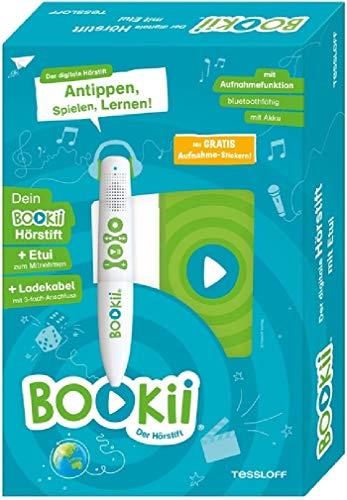 BOOKii® Der Hörstift. Mit vielen vorinstallierten Titeln und für alle weiteren Produkte Welt!: Antippen, Spielen, Lernen!