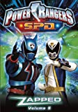 Power Rangers SPD - Zapped: Vol. 5