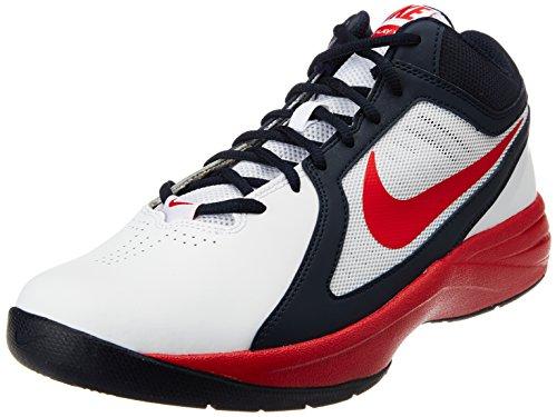 Nike THE OVERPLAY 637382 105 HERREN BASKETBALL SCHUHE 8 US - 41 IT