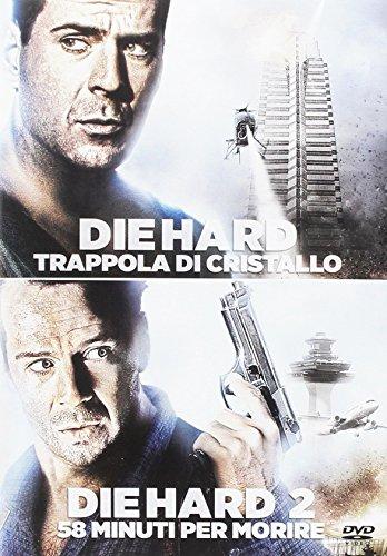 Die Hard. Trappola Di Cristallo +Die Hard 2. 58 Minuti Per Morire