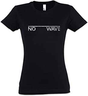 The Mermaid Conviction No Wave I Mujer Girlie Women T-Shirt Tamaños XS – 2XL