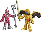 Fisher-Price Imaginext Power Rangers Goldar and Lord Zedd