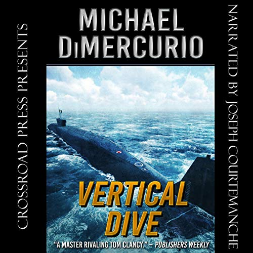 Vertical Dive Audiobook By Michael DiMercurio cover art