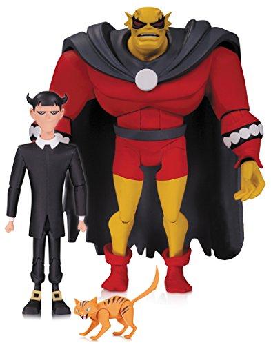 BATMAN Sep150338 série animée Etrigan avec Klarion Action Figure