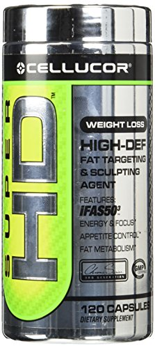 Cellucor Super HD Weight Loss Appetite Control Supplements