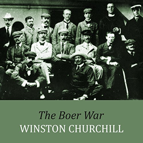 The Boer War cover art