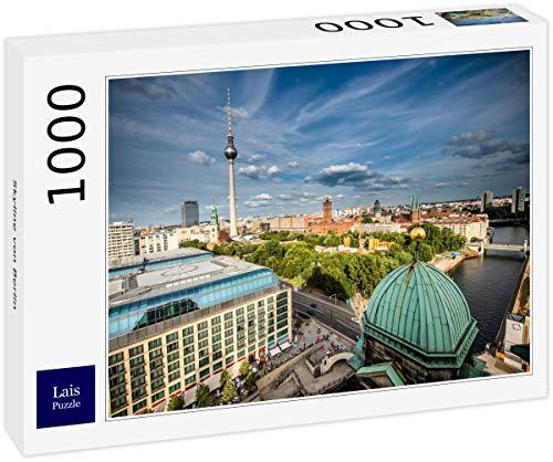 Lais Puzzle El Horizonte de Berlín 1000 Piezas