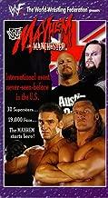 WWF: Mayhem in Manchester 1998 VHS