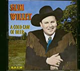 Slim Willet: A Cold Can Of Beer