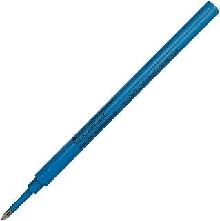 Monteverde Fine Point Ceramic Refill for Most Capped Rollerball Pens - Blue (Pack of 2)