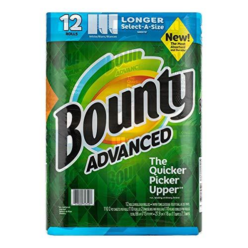 Bounty バウンティー ペーパータオル 105カット 12ロール