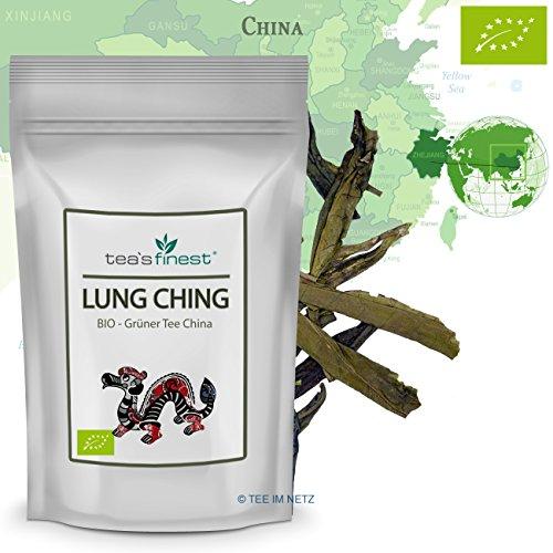 Grüner Tee - Lung Ching BIO (500 Gramm)