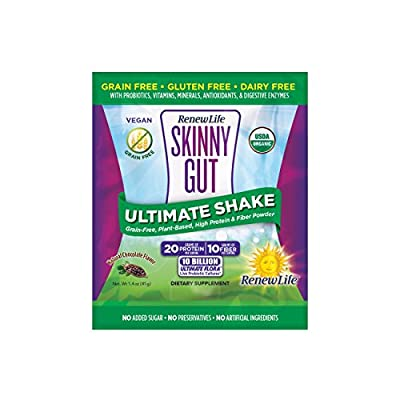 Renew Life - Skinny Gut Ultimate Shake