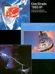 Partition : Dire Straits 1982 1991 PVG