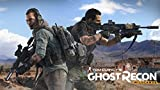 Tom Clancy's Ghost Recon Wildlands Wall Decoration,Weapon Art Poster,Gun Art Print,Military Artwork