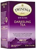 Twinings Tea Darjeeling Tea, 20 ct