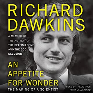 An Appetite for Wonder audiobook cover art