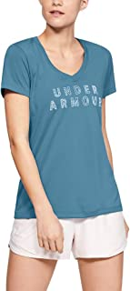 Under Armour Women's Tech Ssv - Graphic T-Shirt