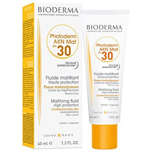 Bioderma Photoderm AKN Mat Sonnenfluid SPF 30, 40 ml