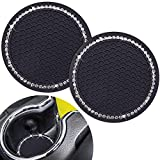 Best Car Coasters - Cute Car Cup Coaster,Dermasy 2PCS Universal Vehicle Cup Review