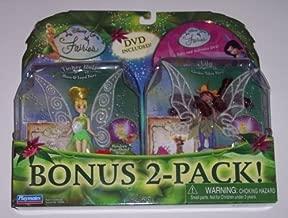 Disney Fairies Set - BECK & TINKER BELL with BONUS DVD
