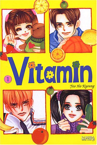 Vitamin, Tome 1 :