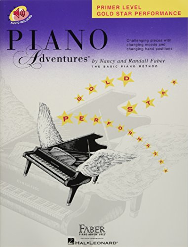 Primer Level - Gold Star Performance: Piano Adventures (Faber Piano Adventures)