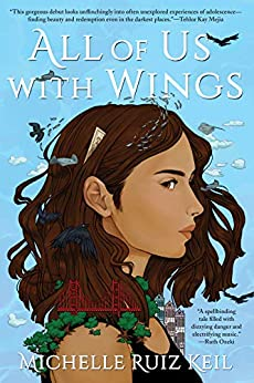 All of Us with Wings by [Michelle Ruiz Keil]