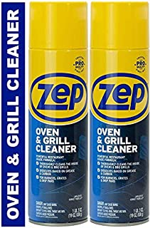 Zep Heavy-Duty Oven and Grill Cleaner ZUOVGR19 (2-Pack)