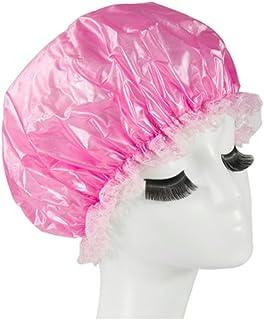 Reusable Waterproof Greaseproof Shower Cap Spa/Bathing Cap Cooking Hat #44