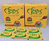 bips sugar substitute powder 1g 100 sachets box pack of two