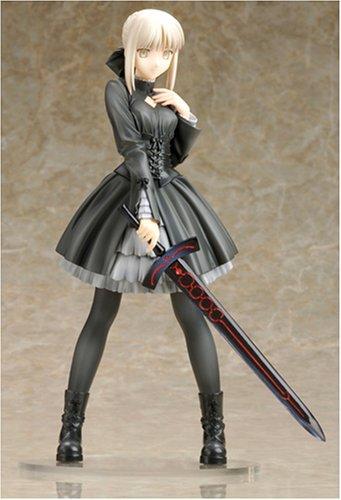 Figurine PVC Fate Hollow Ataraxia Saber black dress