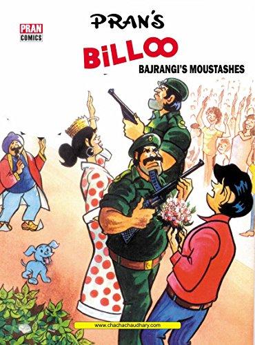 BILLOO AND BAJRANGI'S MOUSTASHES: BILLOO (English Edition)