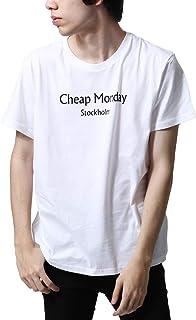 [チープ マンデイ] CHEAP MONDAY Standard tee Chp mnd text 0638599