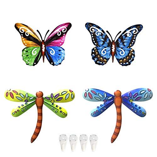 LingLuoFang Metal Butterfly Drag...
