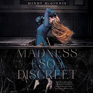 A Madness So Discreet audiobook cover art