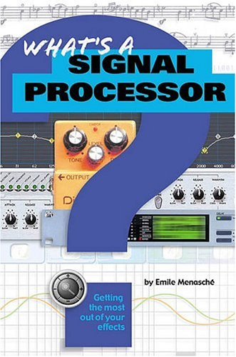 Recording Signal Effects Processors