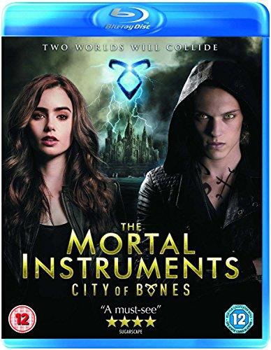 The Mortal Instruments: City of Bones [Blu-ray] [UK Import]