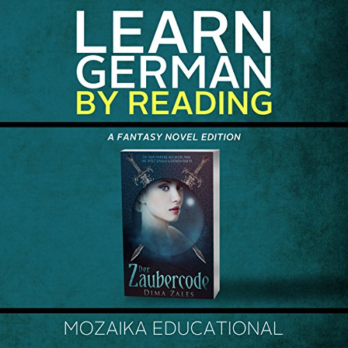 Couverture de Learn German: By Reading Fantasy (German Edition)
